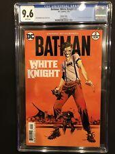 Batman: White Knight #2 Variant First Appearance Neo Joker CGC 9.6