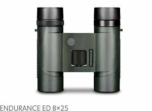 Hawke Endurance ED 8x25 Waterproof Binoculars + Case *LIFETIME WARRANTY* Green