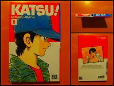 KATSU !. Volume 5. Mitsuru Adachi. Manga-Mangas éditions Pika