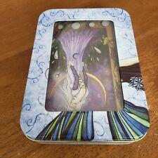 Jessica galbreth fairies Note Card Tin magic/goth/fairy/magick