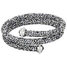 Swarovski Crystaldust Bangle Double Gray  5237762