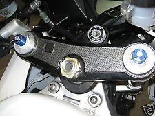 TUNING Carbon Gabelbrücken Cover Suzuki SV1000S SV 1000 S NEU NEW