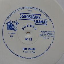 Disque souple Flexi GROJEANRAMA N°12 Tom Pillibi