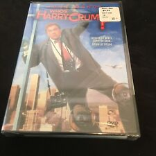 Whos Harry Crumb (DVD 1989) John Candy Brand New/Sealed