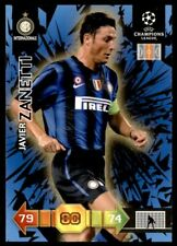 Panini Adrenalyn XL UEFA Champions League 2010/2011 Inter Milan Javier Zanetti