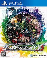 PS4 Danganronpa V3 Killing Harmony Japan PlayStation 4 F/S