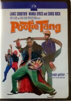 Pootie Tang (DVD,2001)Tristan Armoogan, Chris Rock /BRAND NEW/ FACTORY SEALED/R1
