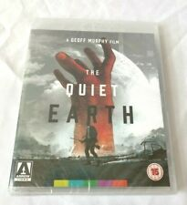 The Quiet Earth,  BLU-RAY, Arrow Video -  SEALED - (ROM)