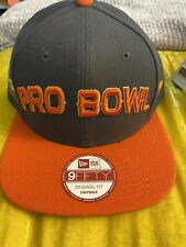 NFL 2016 Pro Bowl New Era 9FIFTY Original Fit Snapback Hat