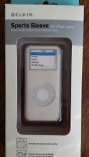 BELKIN SPORTS SLEEVE FOR IPOD NANO CLEAR SLEEVE