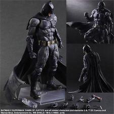 Play Arts Kai Batman Action Figure Justice League Dawn Toy Doll Model No1 Statue