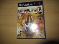 Samurai Warriors 2  - PlayStation 2 PS2 - New & Sealed pal version