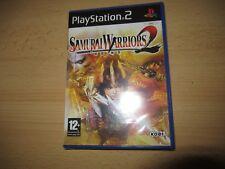 SAMURAI WARRIORS 2 Empires - PLAYSTATION 2 PS2 - NUEVO PRECINTADO VERSIÓN PAL