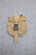 Coyote Molle Tactical Canteen Pouch Bag Military Drop Ammo Brown First Aid US