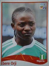 Panini Ebere Orji Nigeria FIFA Frauen WM 2011 Germany