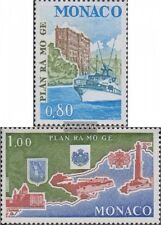 Monaco 1317-1318 (kompl.Ausg.) postfrisch 1978 RAMOGE