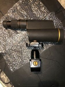 Leupold Gold Ring Series  12-40x60mm HD Spotting Scope -Leupold Mount Included