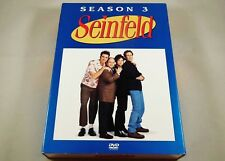 Seinfeld - Season 3 DVD 4-Disc Set Jerry Seinfeld, Julia Louis-Dreyfus