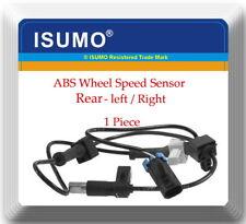 1 X ABS Wheel Speed Sensor ALS1956 Rear L/R Fits:  Silverado Sierra 2500 09-10