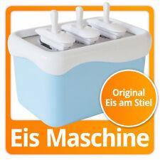 Eis-am-Stiel Eismaschine Eiscreme Maschine - Eismaker in 15 min Blitzeis Maker