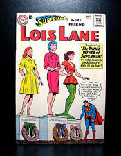 COMICS: DC: Superman's Girl Friend: Lois Lane #51 (1964) - RARE