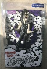 Bleeding Edge Goths Wormwood Figure Doll 7 Inch Series 1 Varner Studios