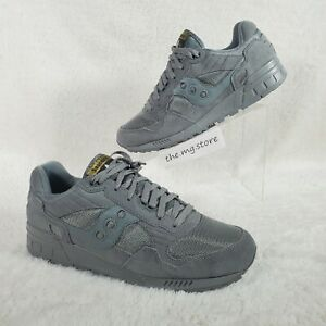 Saucony Shadow 5000 Monument/Dove Gray   S70404-33 Running Mens Size 10 Rare
