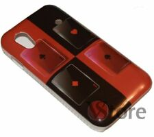 Cover For Samsung Galaxy Ace S5830 Poker Aces Retro rigid