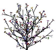 HAAC LED Leuchte Lichterbaum Kirschblüten Farbwechsel 108 Leds Höhe 180 cm bunt