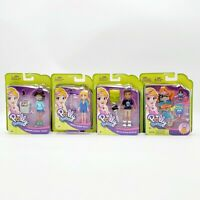 Polly Pocket Mini Compact Doll Stick & Dolls Play Set Multiple Choice BRAND NEW
