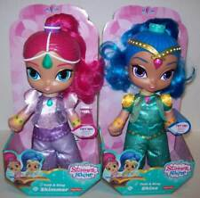 Shimmer & Shine Talk & Sing Dolls Give Hugs to Hear Fun Phrases & Songs NEW