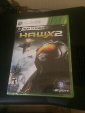 FREE SHIP HAWX 2 H.A.W.X. 2 Xbox 360 SEALED NEW