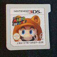 Super Mario 3D Land  game cart  Nintendo 3DS  supermario 3dland