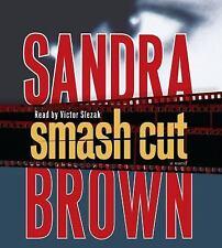 Smash Cut by Sandra Brown (2008, CD, Abridged)