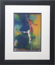 """LeRoy Neiman """"Mikhail Baryshnikov"""" Newly CUSTOM FRAMED Art Print - Ballet Dancer"""