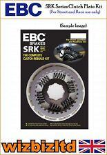 EBC Srk Aramide Fibre Kit Embrayage Yamaha FZ1 (Nu 1000cc - 2D11) 2006-09 SRK077
