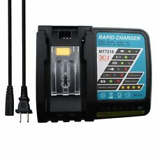New Battery Charger for Makita 18v Lithium-Ion Battery BL1830 BL1815
