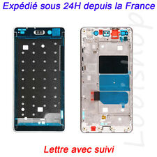 Plaque Support Chassis Central BLANC pour Huawei Ascend P8 LITE