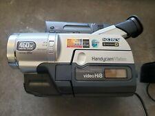 Sony handicam video camera