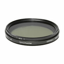 PROMASTER 77MM VARIABLE ND Filter - DIGITAL HGX 9350 NEW - MAKE AN OFFER