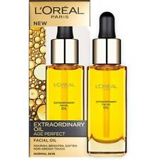 L'Oreal Paris Age Perfect Glow Renewal Facial Oil 1.0 oz For Dull Dry Skin