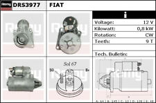 Starter Motor DRS3977 Remy 46414994 DS5087 Genuine Top Quality Guaranteed