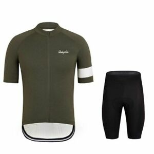 Bicycle Clothing Jersey Sets Short Sleeve Breathable Cycling NEW Sportswear