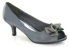 Kitten Heel Spot On Synthetic Shoes for Women