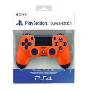 Dualshock 4 Mando Inalámbrico para PlayStation 4 - Sunset Orange