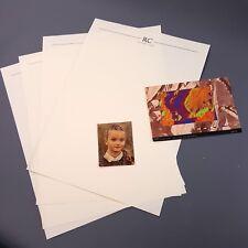 TOMB RAIDER - Richard Croft's Letterhead & Map Clipping + Lara Child Photo