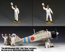 KING & COUNTRY WW2 JAPANESE NAVY JN007 SAILOR SHOUTING BANZAI MIB