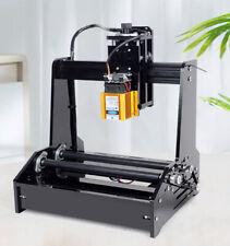 Cylindrical Laser Engraving Machineamp15w Laser Module Metal Engraver Diy Printer
