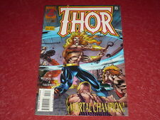 [BD COMICS MARVEL USA] THOR (The Mighty) # 495 - 1996