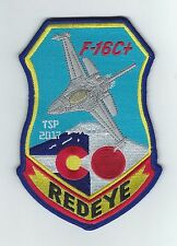 120th FIGHTER SQUADRON F-16C+ TSP 2017(THEIR LATEST) patch
